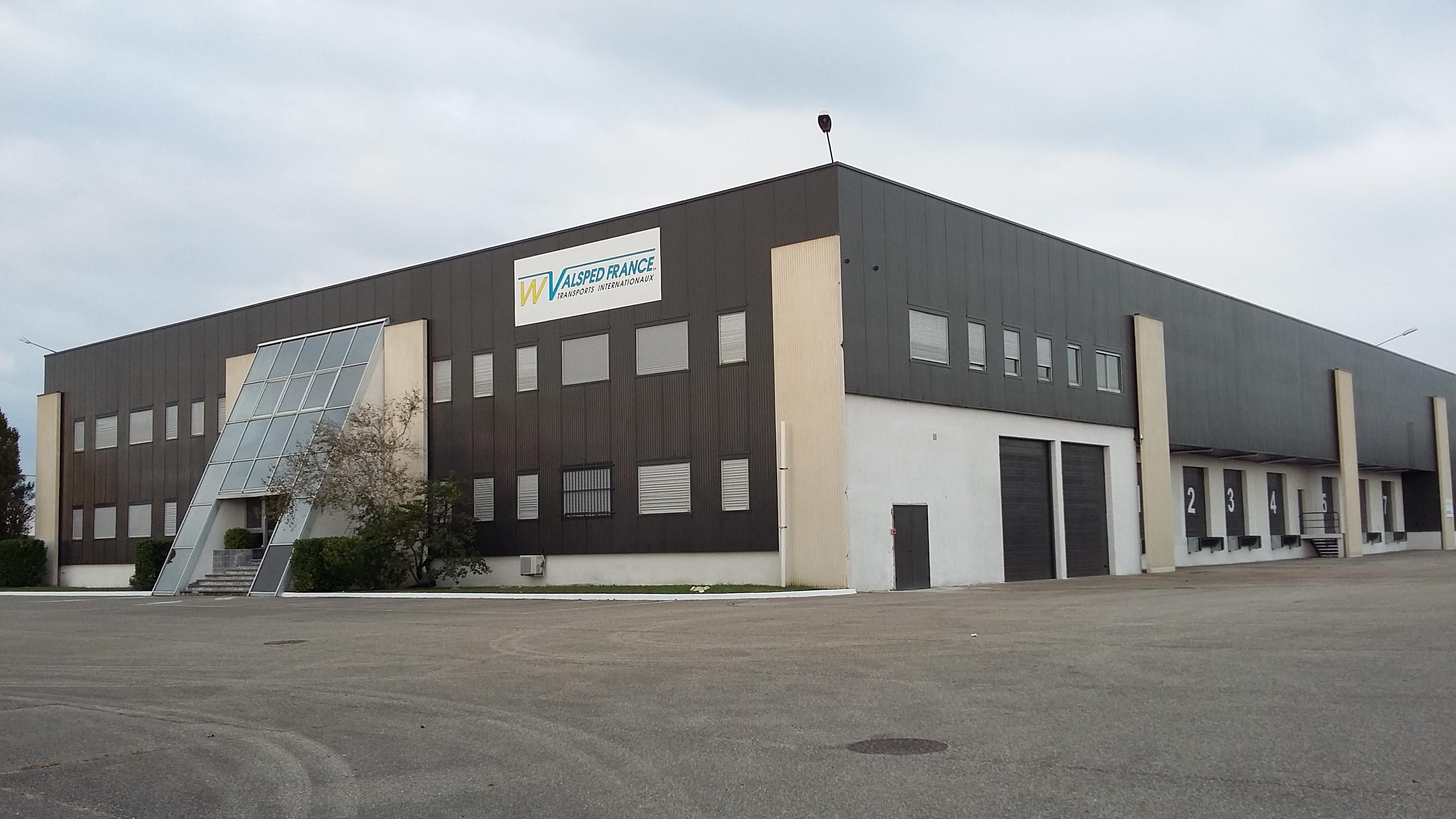 Saint Symphorien d'Ozon warehouse